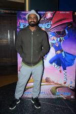 Remo D souza with kids for The flying jatt screening on 30th Aug 2016 (3)_57c7cd53b3582.JPG