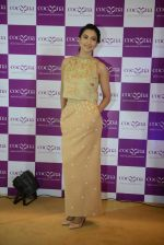 Gauhar Khan at Cocoo launch in Delhi on 2nd Sept 2016 (22)_57c9a1082351a.jpg