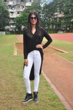 Pooja Hegde snapped at a school sports day on 2nd Sept 2016 (13)_57c9b2ad96953.JPG