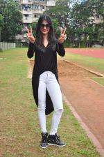 Pooja Hegde snapped at a school sports day on 2nd Sept 2016 (16)_57c9b2b968f47.JPG