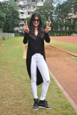 Pooja Hegde snapped at a school sports day on 2nd Sept 2016 (17)_57c9b2be85436.JPG