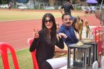 Pooja Hegde snapped at a school sports day on 2nd Sept 2016 (8)_57c9b29626d20.JPG