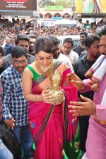 Raashi Khanna Inagurated R.S Brothers at Kothapet on 2nd Sept 2016 (318)_57c9a19c7ae15.JPG