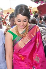 Raashi Khanna Inagurated R.S Brothers at Kothapet on 2nd Sept 2016 (344)_57c9a202d232d.JPG
