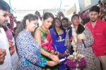 Raashi Khanna Inagurated R.S Brothers at Kothapet on 2nd Sept 2016 (349)_57c9a21549b11.JPG