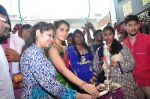 Raashi Khanna Inagurated R.S Brothers at Kothapet on 2nd Sept 2016 (358)_57c9a23546825.JPG
