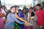 Raashi Khanna Inagurated R.S Brothers at Kothapet on 2nd Sept 2016 (369)_57c9a264053dd.JPG