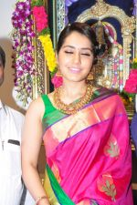Raashi Khanna Inagurated R.S Brothers at Kothapet on 2nd Sept 2016 (385)_57c9a2993a318.JPG