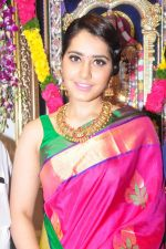 Raashi Khanna Inagurated R.S Brothers at Kothapet on 2nd Sept 2016 (390)_57c9b27d1ae5b.JPG