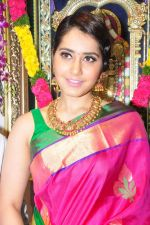 Raashi Khanna Inagurated R.S Brothers at Kothapet on 2nd Sept 2016 (400)_57c9a2db47aad.JPG