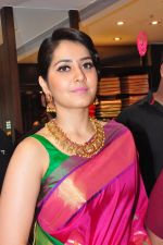 Raashi Khanna Inagurated R.S Brothers at Kothapet on 2nd Sept 2016 (426)_57c9a34e26add.JPG