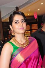 Raashi Khanna Inagurated R.S Brothers at Kothapet on 2nd Sept 2016 (427)_57c9a35034482.JPG