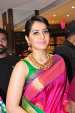 Raashi Khanna Inagurated R.S Brothers at Kothapet on 2nd Sept 2016 (428)_57c9a353539cf.JPG