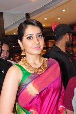 Raashi Khanna Inagurated R.S Brothers at Kothapet on 2nd Sept 2016 (429)_57c9a356db322.JPG