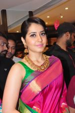 Raashi Khanna Inagurated R.S Brothers at Kothapet on 2nd Sept 2016 (430)_57c9a35925326.JPG