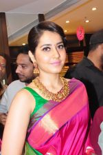 Raashi Khanna Inagurated R.S Brothers at Kothapet on 2nd Sept 2016 (432)_57c9a362d60ab.JPG