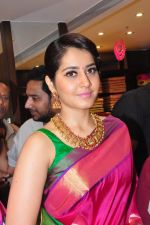 Raashi Khanna Inagurated R.S Brothers at Kothapet on 2nd Sept 2016 (433)_57c9a365b17a3.JPG
