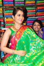 Raashi Khanna Inagurated R.S Brothers at Kothapet on 2nd Sept 2016 (469)_57c9a413b3e75.JPG