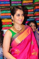 Raashi Khanna Inagurated R.S Brothers at Kothapet on 2nd Sept 2016 (478)_57c9a438d0e09.JPG