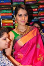 Raashi Khanna Inagurated R.S Brothers at Kothapet on 2nd Sept 2016 (479)_57c9a43d8d60d.JPG