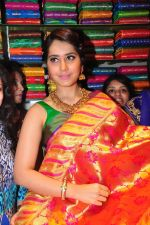 Raashi Khanna Inagurated R.S Brothers at Kothapet on 2nd Sept 2016 (489)_57c9a46124a64.JPG