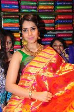 Raashi Khanna Inagurated R.S Brothers at Kothapet on 2nd Sept 2016 (492)_57c9a472d157b.JPG
