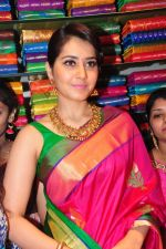 Raashi Khanna Inagurated R.S Brothers at Kothapet on 2nd Sept 2016 (502)_57c9a498dec9c.JPG