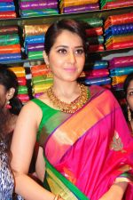 Raashi Khanna Inagurated R.S Brothers at Kothapet on 2nd Sept 2016 (503)_57c9a49bca221.JPG