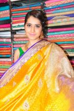 Raashi Khanna Inagurated R.S Brothers at Kothapet on 2nd Sept 2016 (534)_57c9a510be525.JPG
