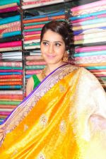 Raashi Khanna Inagurated R.S Brothers at Kothapet on 2nd Sept 2016 (540)_57c9a52006150.JPG