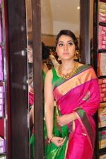 Raashi Khanna Inagurated R.S Brothers at Kothapet on 2nd Sept 2016 (565)_57c9a55d89437.JPG