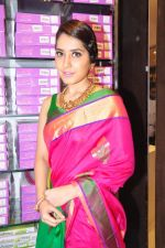 Raashi Khanna Inagurated R.S Brothers at Kothapet on 2nd Sept 2016 (573)_57c9a575730d0.JPG