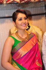 Raashi Khanna Inagurated R.S Brothers at Kothapet on 2nd Sept 2016 (589)_57c9a5a7d6126.JPG