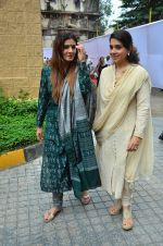 Raveena Tandon, Shaina NC at event where toilets for police were launched on 2nd Sept 2016 (23)_57c99cf61c690.JPG