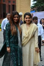 Raveena Tandon, Shaina NC at event where toilets for police were launched on 2nd Sept 2016 (24)_57c99cfc81156.JPG