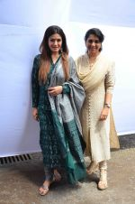 Raveena Tandon, Shaina NC at event where toilets for police were launched on 2nd Sept 2016 (25)_57c99d01b921c.JPG