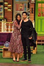 Sidharth Malhotra, Katrina Kaif on the sets of The Kapil Sharma Show on 1st Sept 2016 (173)_57c97322a7ad9.JPG