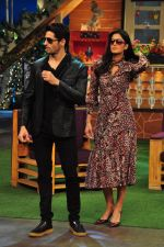 Sidharth Malhotra, Katrina Kaif on the sets of The Kapil Sharma Show on 1st Sept 2016 (201)_57c9734f44660.JPG