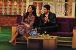 Sidharth Malhotra, Katrina Kaif on the sets of The Kapil Sharma Show on 1st Sept 2016 (215)_57c97366b2332.JPG
