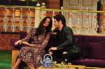 Sidharth Malhotra, Katrina Kaif on the sets of The Kapil Sharma Show on 1st Sept 2016 (217)_57c97369c283d.JPG