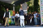 Amitabh Bachchan at NDTV swatch bharat abhiyan in Mumbai on 3rd Sept 2016 (3)_57cad95e4c657.JPG
