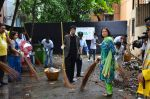 Amitabh Bachchan at NDTV swatch bharat abhiyan in Mumbai on 3rd Sept 2016 (36)_57cad9d07c972.JPG