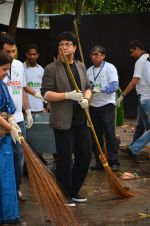 Amitabh Bachchan at NDTV swatch bharat abhiyan in Mumbai on 3rd Sept 2016 (38)_57cad9d8d83cf.JPG