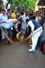 Amitabh Bachchan at NDTV swatch bharat abhiyan in Mumbai on 3rd Sept 2016 (50)_57cada08e2c14.JPG
