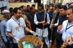 Amitabh Bachchan at NDTV swatch bharat abhiyan in Mumbai on 3rd Sept 2016 (60)_57cada2b18859.JPG
