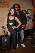 Prachi Desai, Arjun Rampal at Rock On 2 trailer launch on 2nd Sept 2016 (74)_57cac15689252.JPG