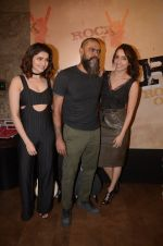 Prachi Desai, Shraddha Kapoor at Rock On 2 trailer launch on 2nd Sept 2016 (18)_57cac16246820.JPG