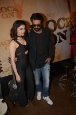 Prachi Desai, Arjun Rampal at Rock On 2 trailer launch on 2nd Sept 2016 (71)_57cac0e09ba77.JPG