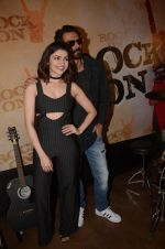 Prachi Desai, Arjun Rampal at Rock On 2 trailer launch on 2nd Sept 2016 (76)_57cac158c9a6e.JPG