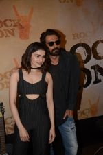 Prachi Desai, Arjun Rampal at Rock On 2 trailer launch on 2nd Sept 2016 (77)_57cac0e5805ba.JPG